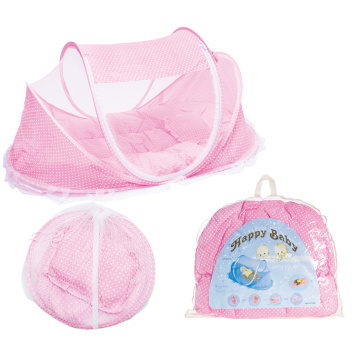 colorful Foldable baby sleeping mosquito net