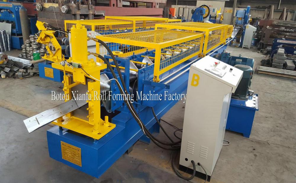 Roofing Cold Angle Steel Roll Forming Machine