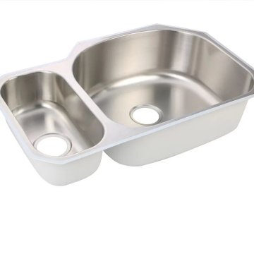CUPC industrial stainless steel kitchen sink 8152A