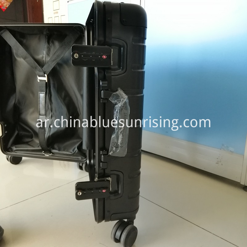 Hard ShellAluminium Luggage