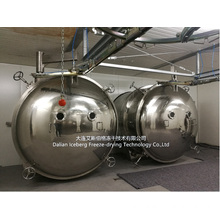 2x168㎡ Freeze Dryer Double Door.