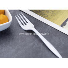 Plastic Disposable Serving Fork