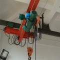 LX 1 ton single beam suspension overhead crane