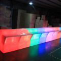 Factory Price Illuminated Led Furniture Bar Table