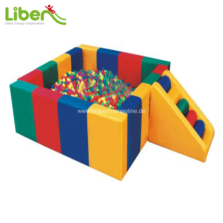 Kids indoor soft play equipment