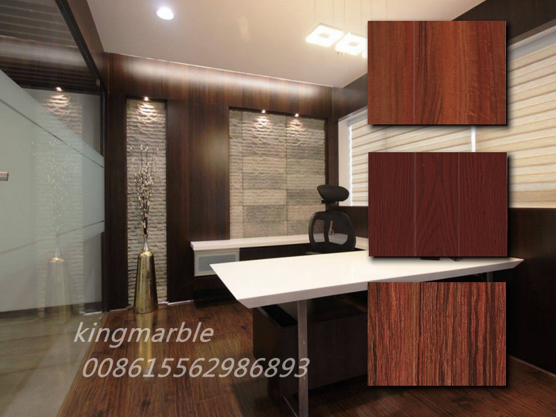 pvc wooden ceiling board for ceiling decoration