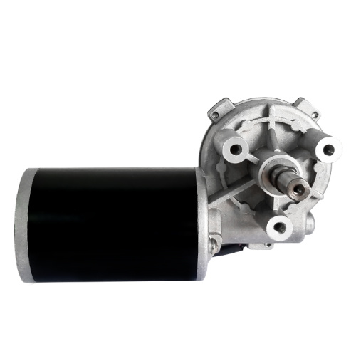 500 rpm 12V DC Motor with Gear Reduction