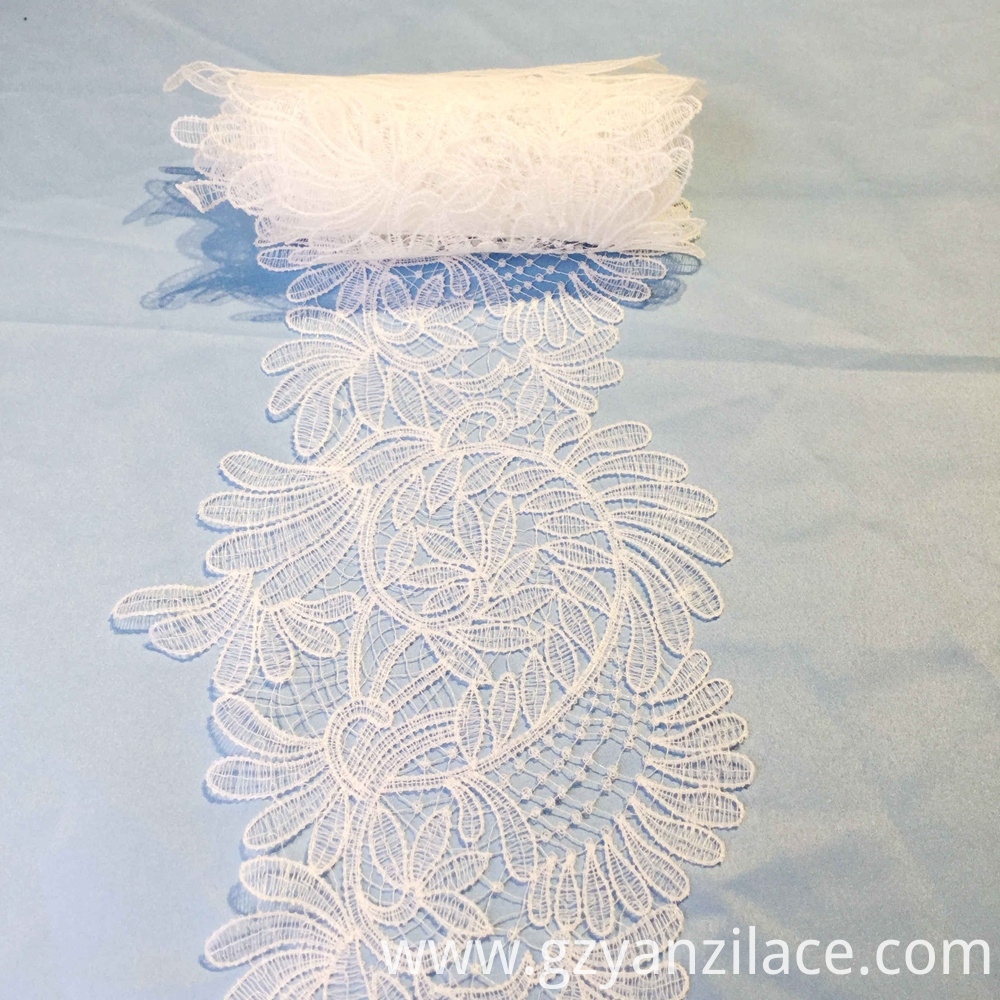Bridal Lace Trim by the Yard