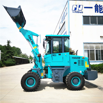 1.2 Tons Mini Wheel Loader home use