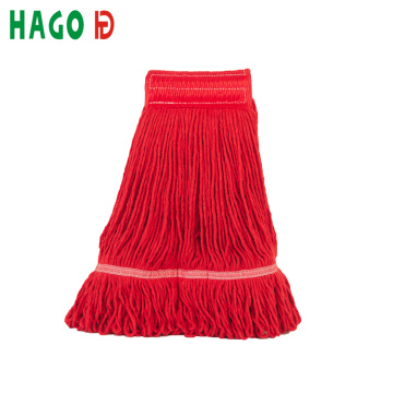 Cotton Wet Mop Head Parts for House Cleaning