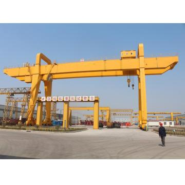 Hot sale workshop high work duty gantry crane