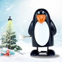 Christmas gift decorations for home Christmas Clockwork Gift Wind Up Toy Funny Educational Toys