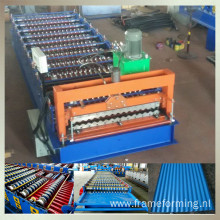 roof corrugated roll forming machines