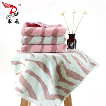Tiger stripes  cotton towel