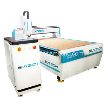 Paper cutter CNC Router with CCD camera 3D cutting
