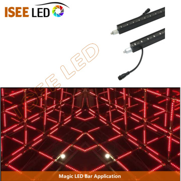 Music Controllable RGB Magic 3D LED Bar