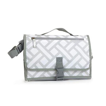 Stylish Portable Travel Accessories Infants Changing Clutch