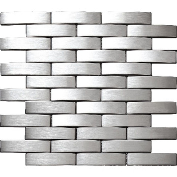 wall decoration stainless steel mosaic