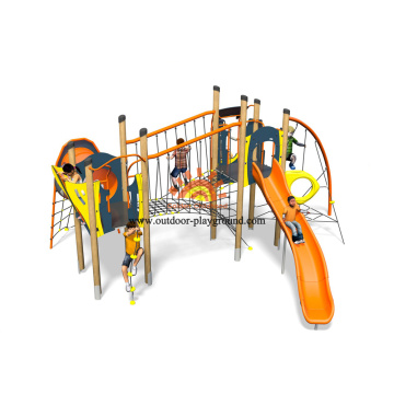 Playhouse Play Playground Equipment Structure Kindergarten