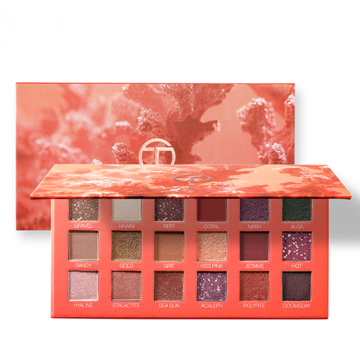 hot sell cosmetic box eyeshadow palette makeup box