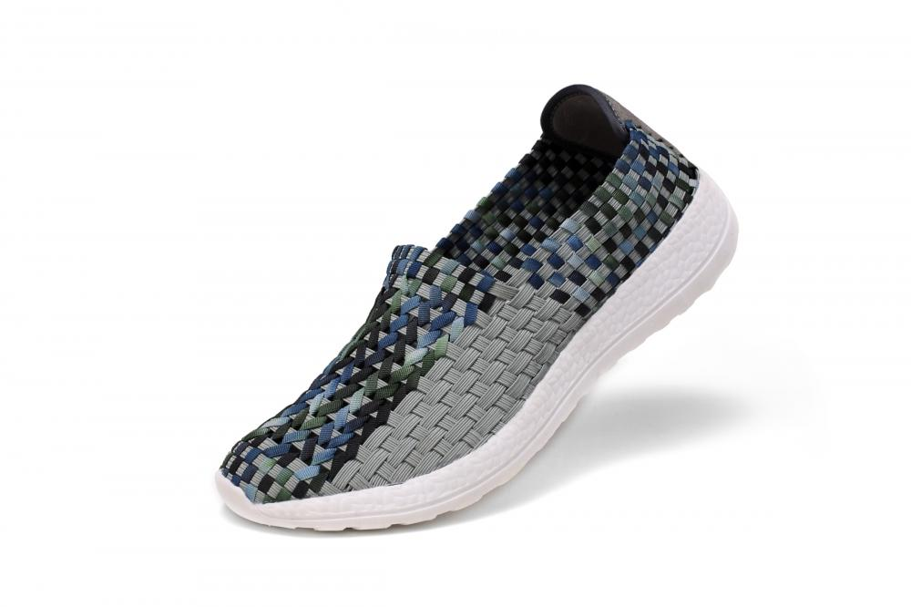 Good Abrasion Resistance Woven Hollow Shoes