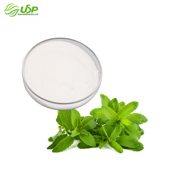 pure dried stevia powder leaves
