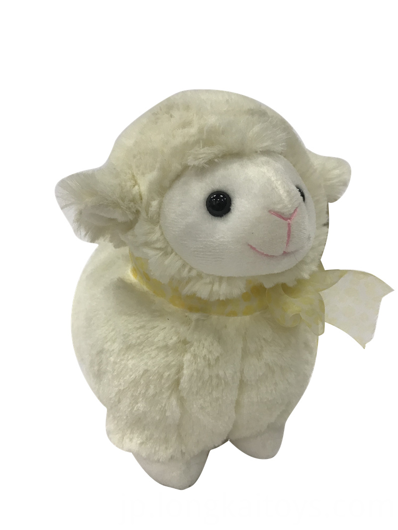 Stuffed Sheep Toy