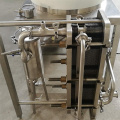 Craft Beer Brewpub One Section Plate Heat Exchanger