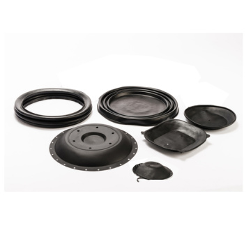 Custom EPDM Vulcanized Pump Rubber Diaphragm Seals