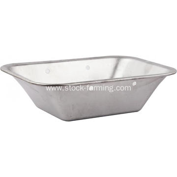 Pig farm automatic water stainless steel drinking basin
