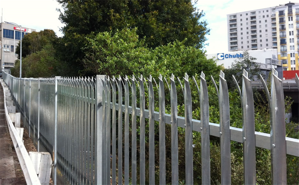 Armourfence Palisade Security Fencing