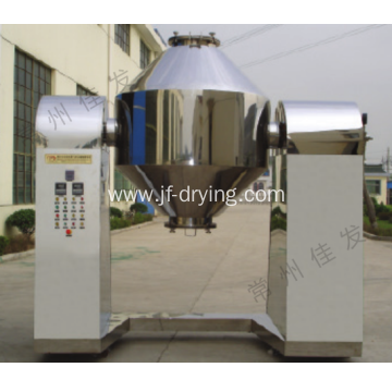 Double Cone Rotating Vacuum Dryer For Powder