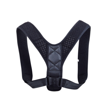 Back clavicle support correction belt