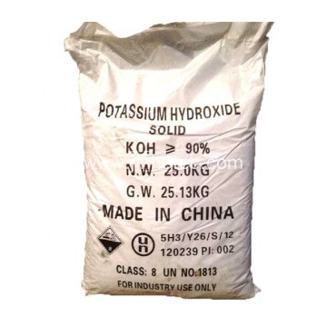 CAS 21645-51-2 Potassium Hydroxide For Electrolytic Aluminum