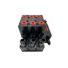 wheel bulldozer  Proportional Valves