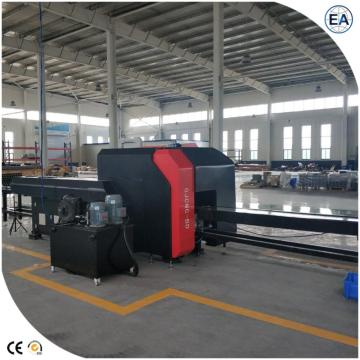 CNC Busduct Cutting And Flaring Machine