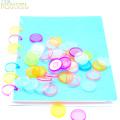 12pcs Fajas 24mm Discbound Planner Notebook Binder Discbound Notebook Binding Discs Binders Plastic Rings Mushroom Disc Binding