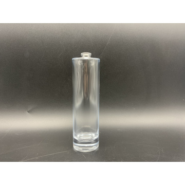 100ml Cylindrical empty glass perfume bottles