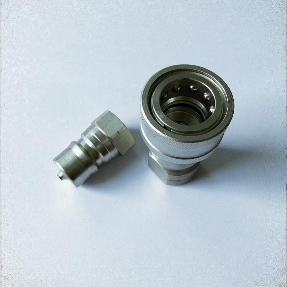 ZFJ6-4010-00N ISO7241-1B quick coupling