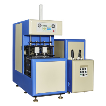 PET Blowing Machine Working