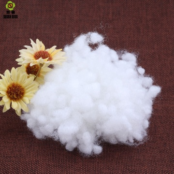 PP cotton high elastic environmental protection Soft pearl cotton granule filled cotton For Doll toys,Pillow 50G / Package