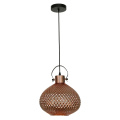 Fashion Modern Design Decorative Gold Pendant Lighting