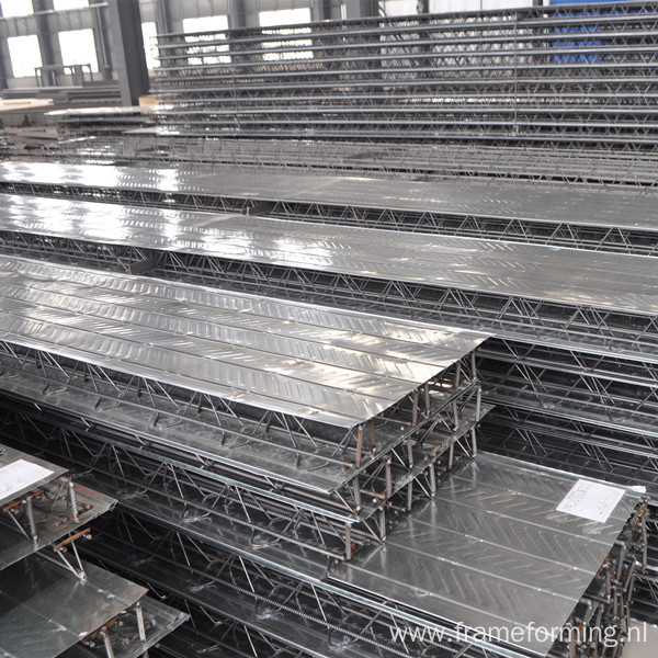 Metal Floor Deck Panel Roll Forming Machine