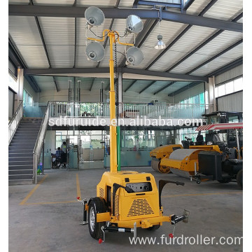 Portable Light Towers with Generator Portable Light Towers with Generator FZMTC-400B