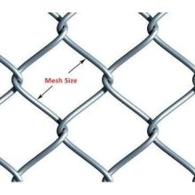 Chain Link Mesh Roll Fencing Panel