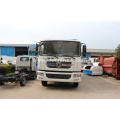 New arrival Dongfeng cummins 180hp garbage transfer truck