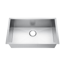 30189R-T Undermount Handmade Kitchen Sink