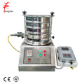 Lab test vibrating sieve shaker machine