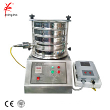 Small capacity laboratory screen sieve shaker