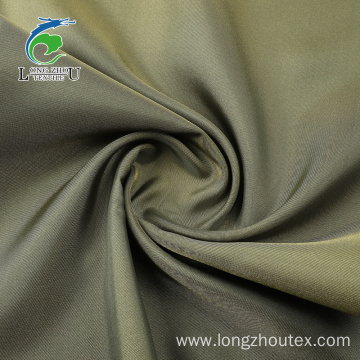 Double Colors Polyester Satin Fabric